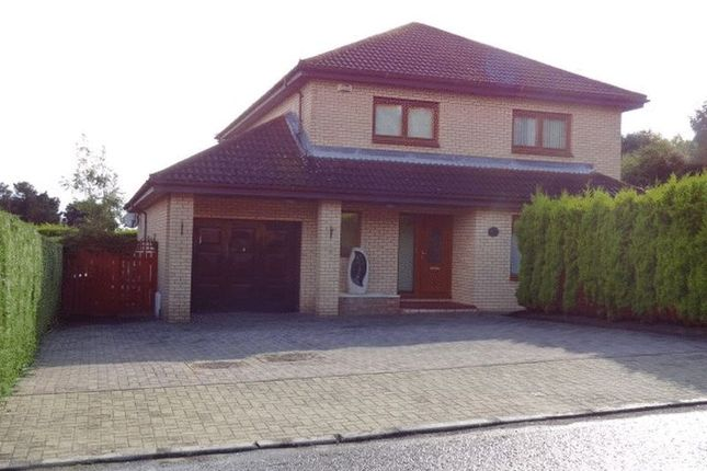 Thumbnail Detached house to rent in Park Lane, Glenrothes, Fife