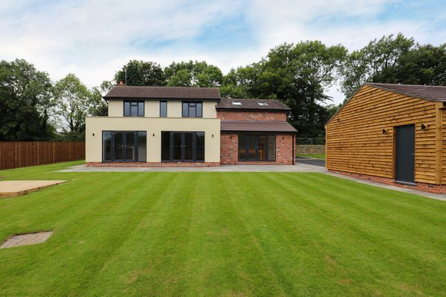 Thumbnail Detached house for sale in Brassington Lane, Old Tupton, Chesterfield