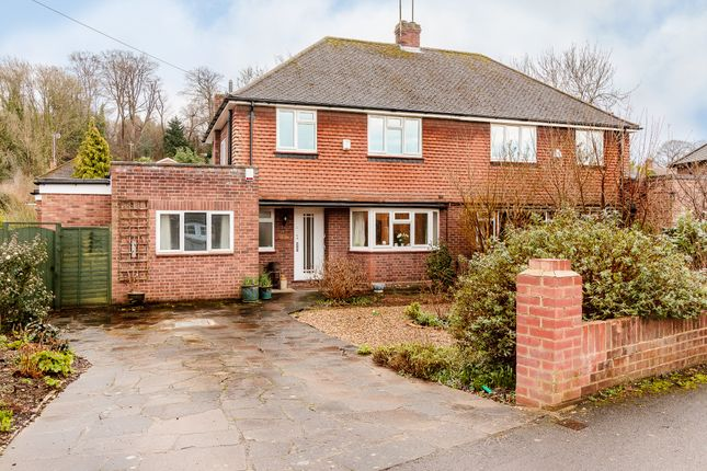 3 bed semi-detached house for sale in Sherfield Avenue, Rickmansworth, Hertfordshire
