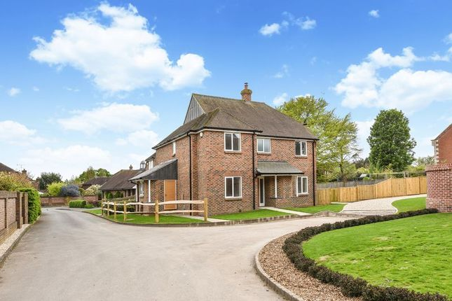 Thumbnail Detached house for sale in Laxton Meadow, Funtington, Chichester