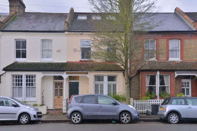Thumbnail Terraced house for sale in Grove Road, Barnes