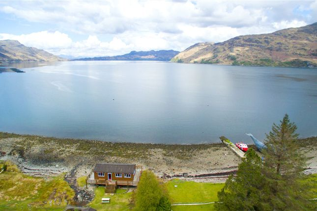 Thumbnail Detached house for sale in Ardintigh Bay, Loch Nevis, Mallaig