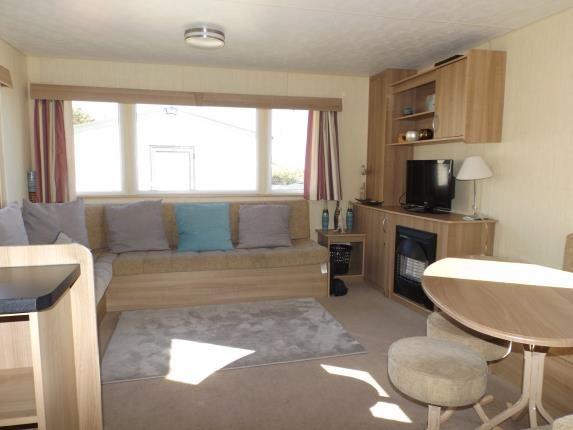 Lounge of Devon Cliffs Holiday Park, Exmouth, Devon EX8