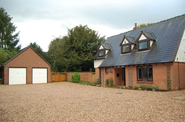 Thumbnail Detached house for sale in Church Street, Weedon, Northampton