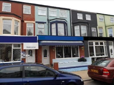 Thumbnail Hotel/guest house for sale in St Chads Road, Blackpool, Lancashire