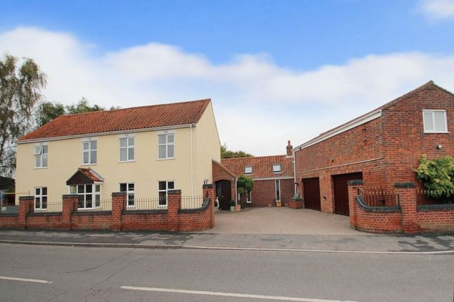 Thumbnail Detached house for sale in Lodge Lane, Old Catton, Norwich