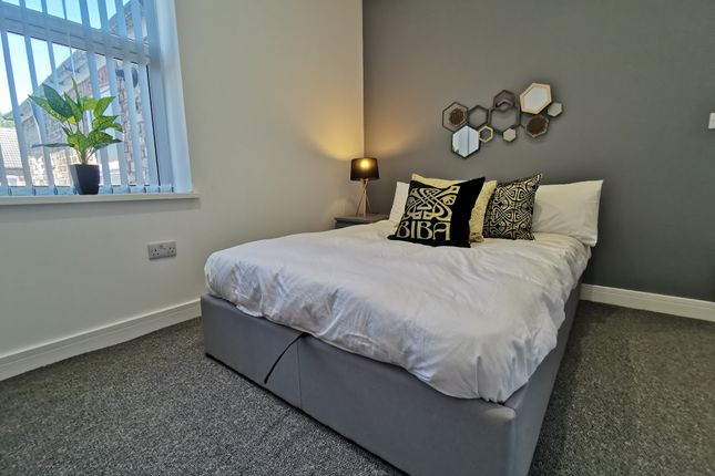 Thumbnail Room to rent in Park Grove, Hull