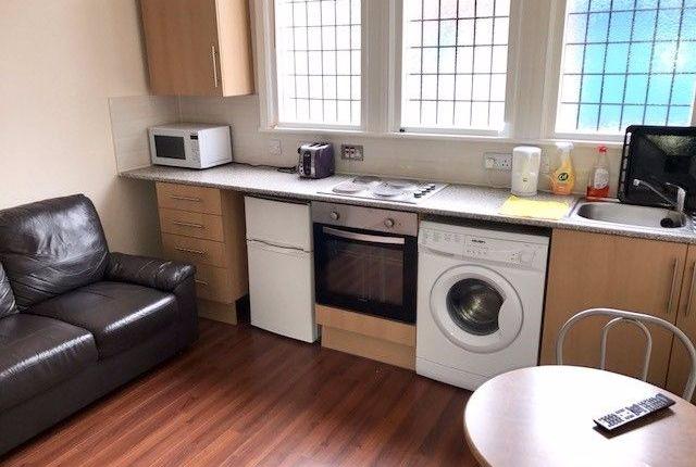 Thumbnail Flat to rent in Barr Street, Hockley, Birmingham