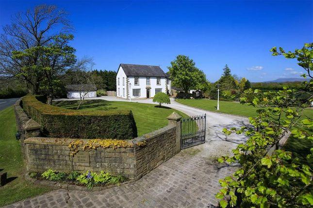 Thumbnail Detached house for sale in Ribchester Road, Clayton Le Dale Blackburn, Blackburn