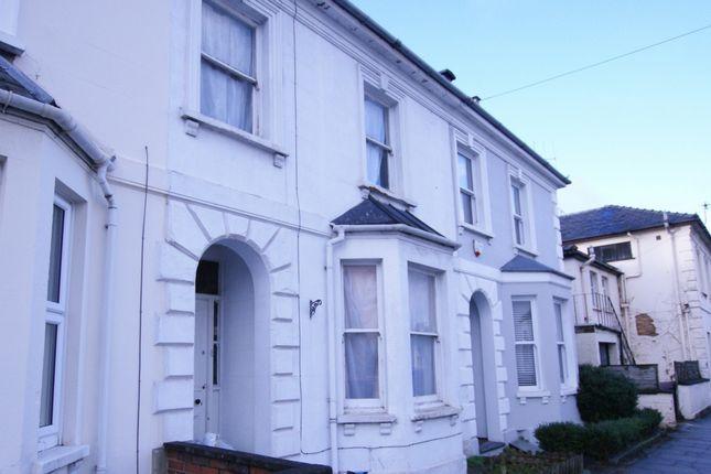 Thumbnail Terraced house to rent in Leighton Road, Cheltenham