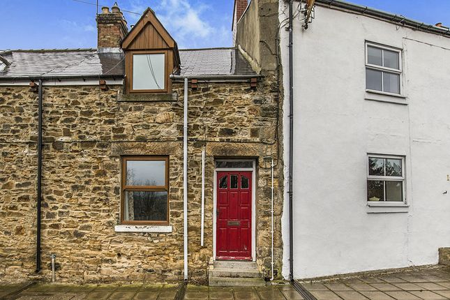 Thumbnail Terraced house for sale in Stonebank Terrace, Newfield, Bishop Auckland