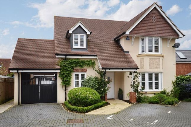Thumbnail Detached house to rent in Jackson Place, Wendover