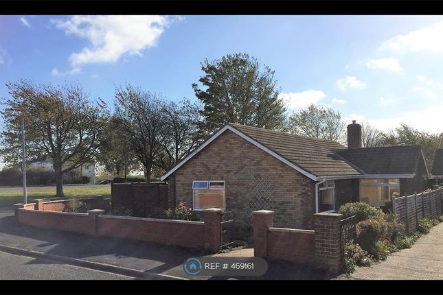 Thumbnail Bungalow to rent in Vauxhall Road, Lincoln