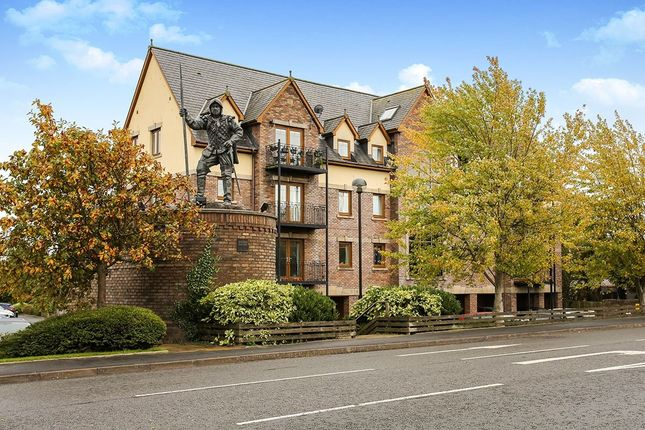 Thumbnail Flat for sale in Reiver Court, Carlisle, Cumbria