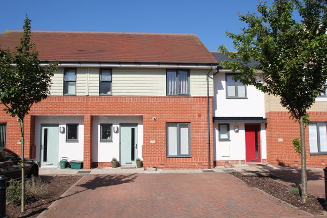 Thumbnail Terraced house for sale in Old Chapel Drive, Stanway, Colchester