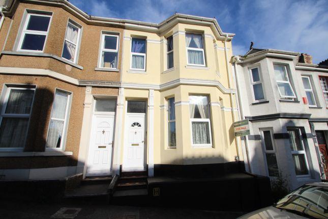 Thumbnail Terraced house for sale in Barton Avenue, Keyham, Plymouth