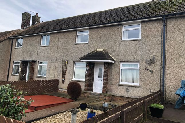 Thumbnail Terraced house to rent in Farne Road, Shilbottle, Northumberland