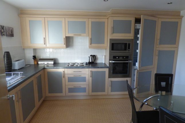 Kitchen of Victoria Mansions, Blackpool FY3