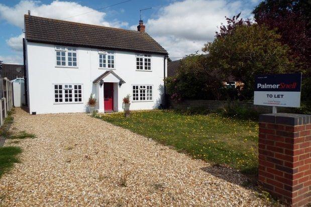 Thumbnail Cottage to rent in Martins Hill Lane, Burton, Christchurch