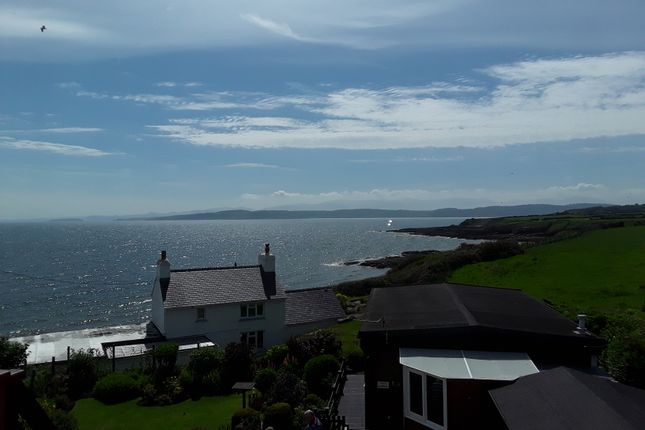 Thumbnail Duplex to rent in Moelfre, Anglesey