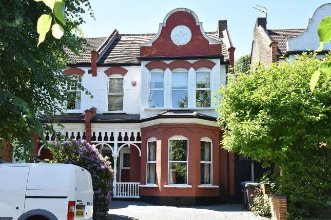 Thumbnail Semi-detached house for sale in Broomfield Avenue, Palmers Green, London