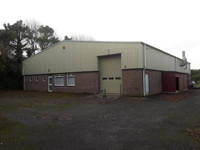 Thumbnail Light industrial to let in Unit 9, Hayle Industrial Park, Marsh Lane, Hayle, Cornwall