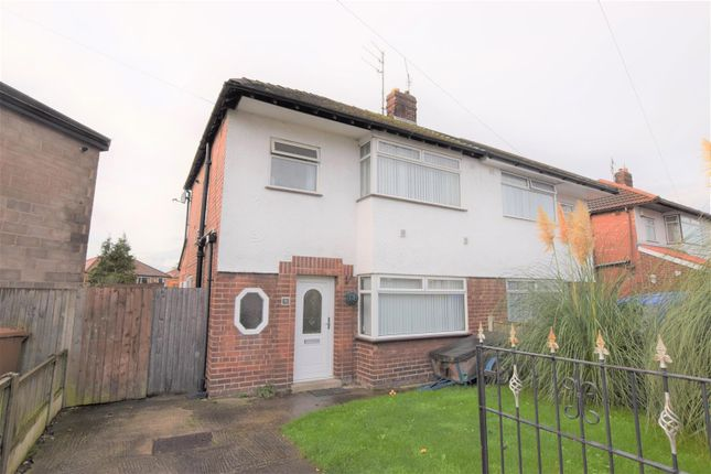 Thumbnail Property to rent in Durley Drive, Prenton