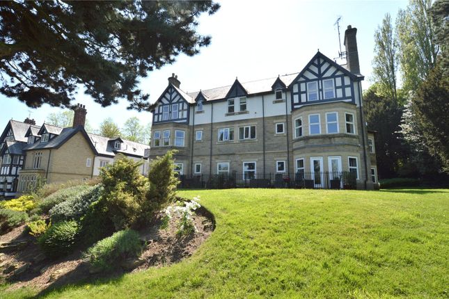 Thumbnail Flat to rent in Flat 10, Park Avenue, Roundhay, Leeds