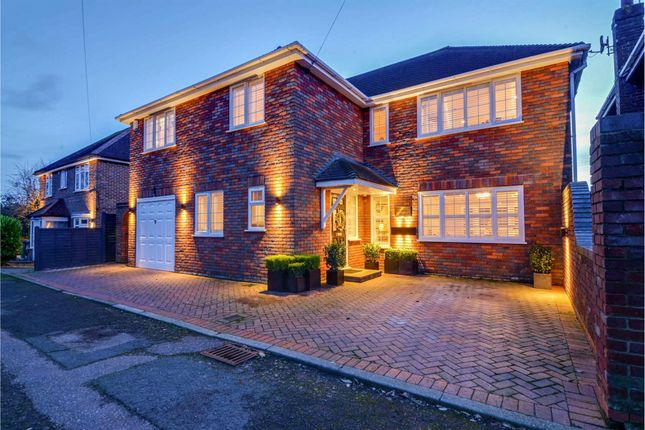 Thumbnail Detached house for sale in Old Crabtree Lane, Hemel Hempstead