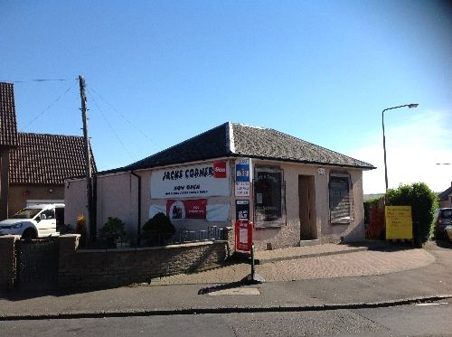 Thumbnail Retail premises for sale in Bathgate, West Lothian
