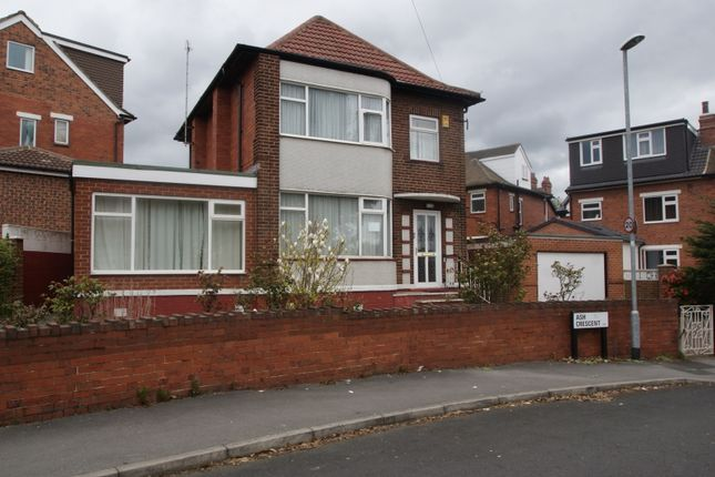 Thumbnail Terraced house to rent in Ash Crescent, Headingley, Leeds