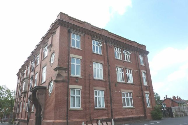 Thumbnail Flat to rent in The Print Works, Belle Vue, Leek