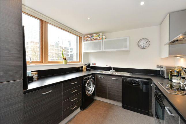 Kitchen of Phoenix Heights East, 4 Mastmaker Road, London E14