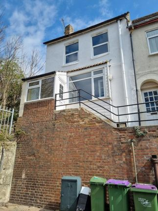 3 bed end terrace house for sale in 51 Thanet Gardens, Folkestone, Kent CT19