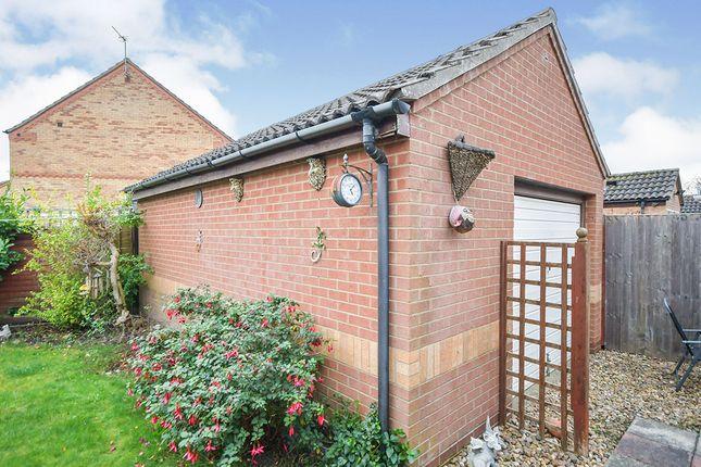 Garage of Aldergrove Crescent, Lincoln, Lincolnshire LN6