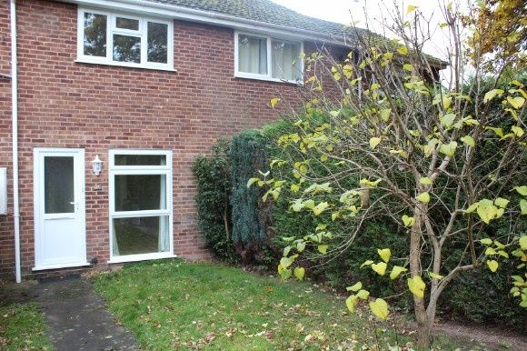 Thumbnail Terraced house to rent in Haston Close, Three Elms, Hereford