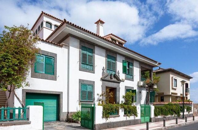 Thumbnail Villa for sale in Ciudad Jardín (Las Palmas), Las Palmas De Gran Canaria, Canary Islands, Spain
