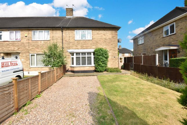 Thumbnail End terrace house for sale in Scafell Way, Clifton, Nottingham