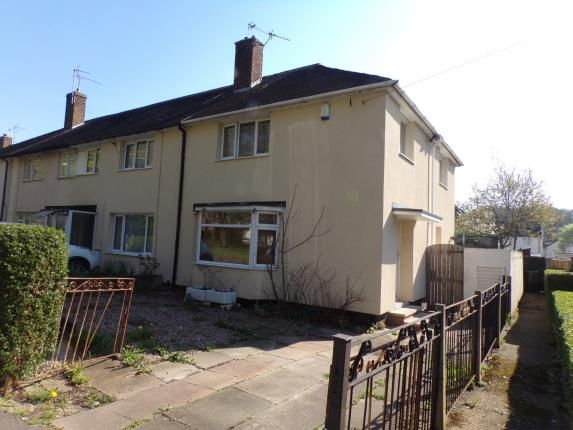 3 bed end terrace house for sale in Gardendale Avenue, Clifton, Nottingham
