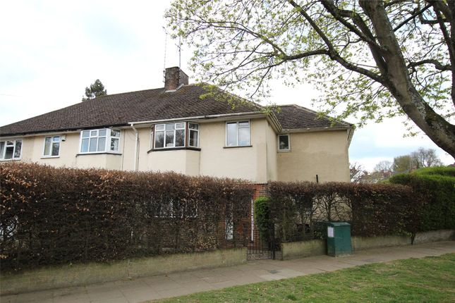 4 bed semi-detached house for sale in Beech Road, St. Albans, Hertfordshire AL3