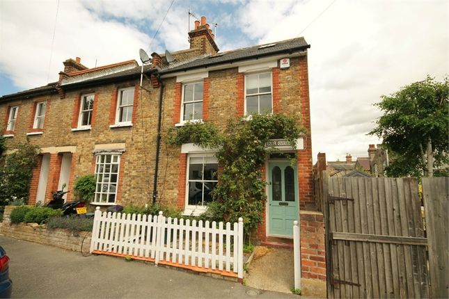 Thumbnail End terrace house to rent in Adelaide Road, Chislehurst, Kent
