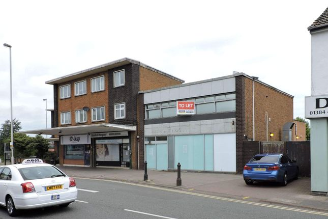 Thumbnail Retail premises to let in High Street, Lye, Stourbridge
