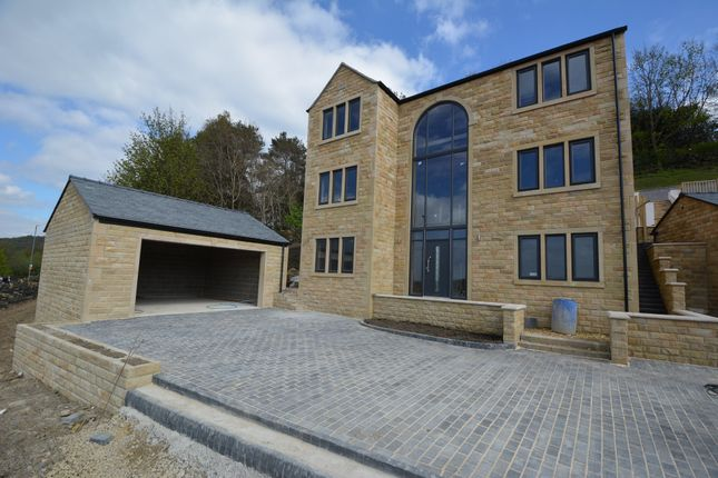 Thumbnail Detached house for sale in New Mill Road, Holmfirth