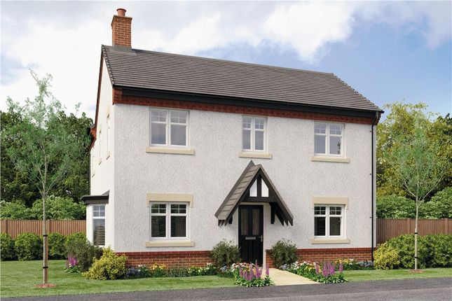 "Thumbnail Detached house for sale in ""Repton"" at Birmingham Road, Stratford-Upon-Avon"