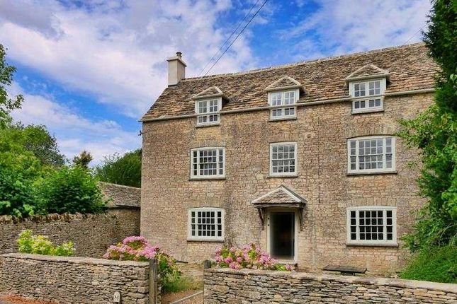 Thumbnail Detached house to rent in Ewen, Cirencester