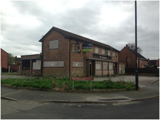 Thumbnail Land for sale in Cresswell Crescent, Bloxwich, Walsall