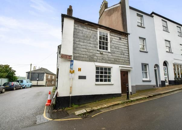 Thumbnail End terrace house for sale in Castle Street, Totnes