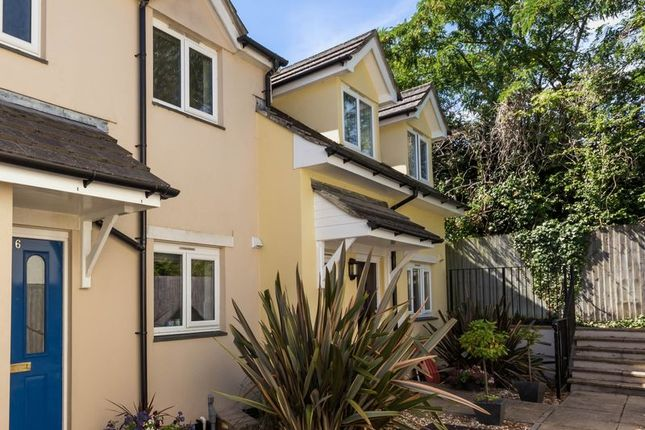 Thumbnail End terrace house for sale in Palace Gardens, Chudleigh, Newton Abbot