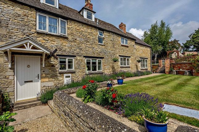 Thumbnail Country house for sale in Bulwick, Corby, Northamptonshire