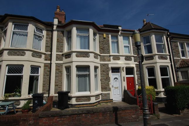 Thumbnail Terraced house to rent in Beauchamp Road, Bishopston, Bristol
